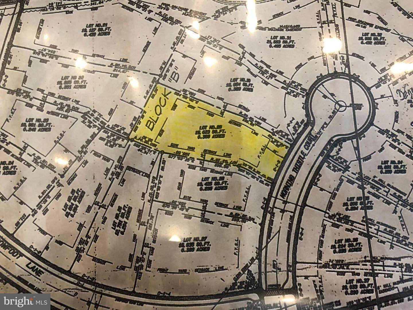 Land for Sale at MORNING THISTLE COURT LOT #29 East Petersburg, Pennsylvania 17520 United States