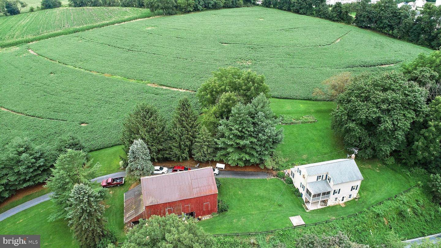 Residential for Sale at 531 WHITE OAK ROAD Manheim, Pennsylvania 17545 United States