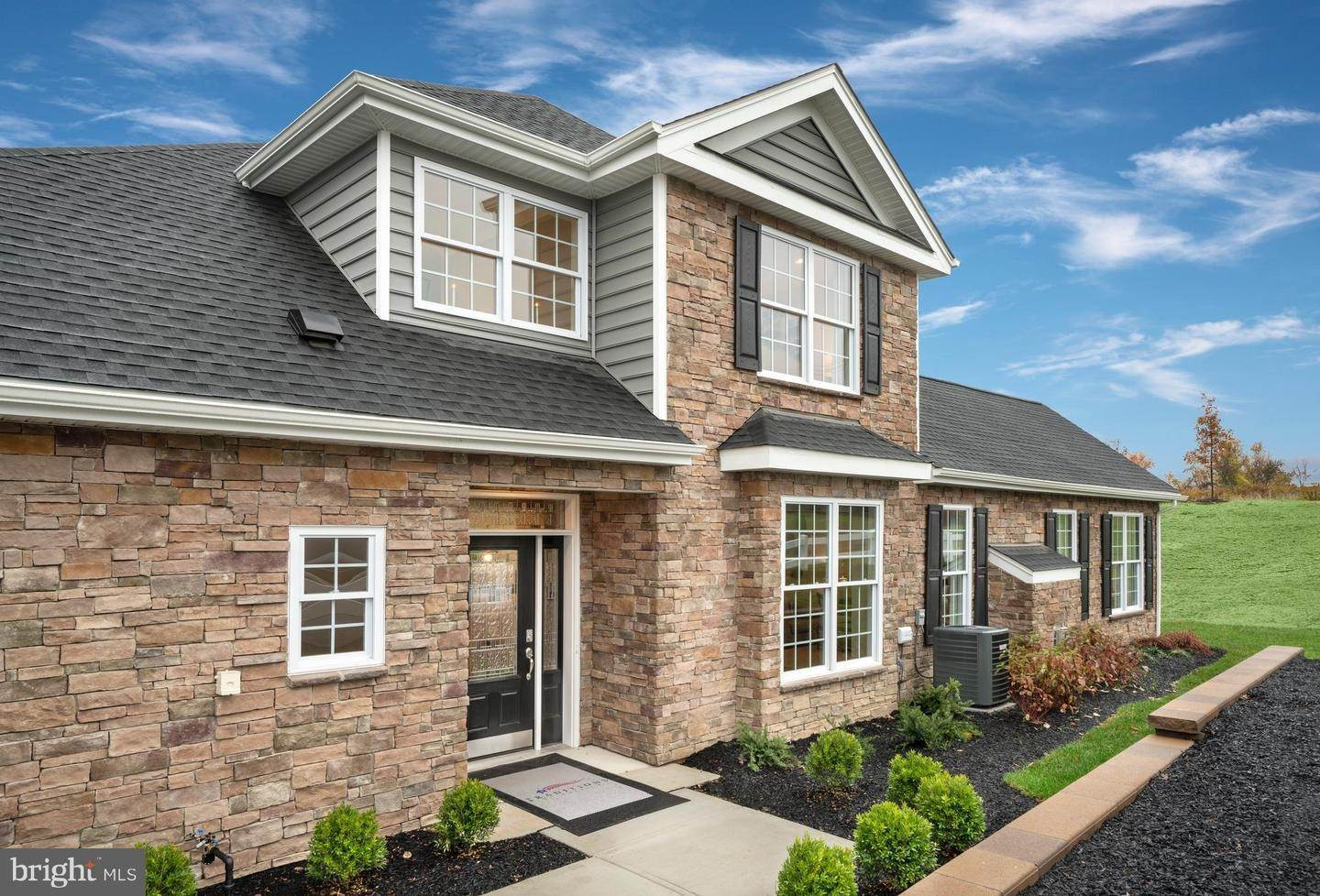 Residential for Sale at 824 FOUNDERS WAY #JEFFERSON MODEL East Petersburg, Pennsylvania 17520 United States