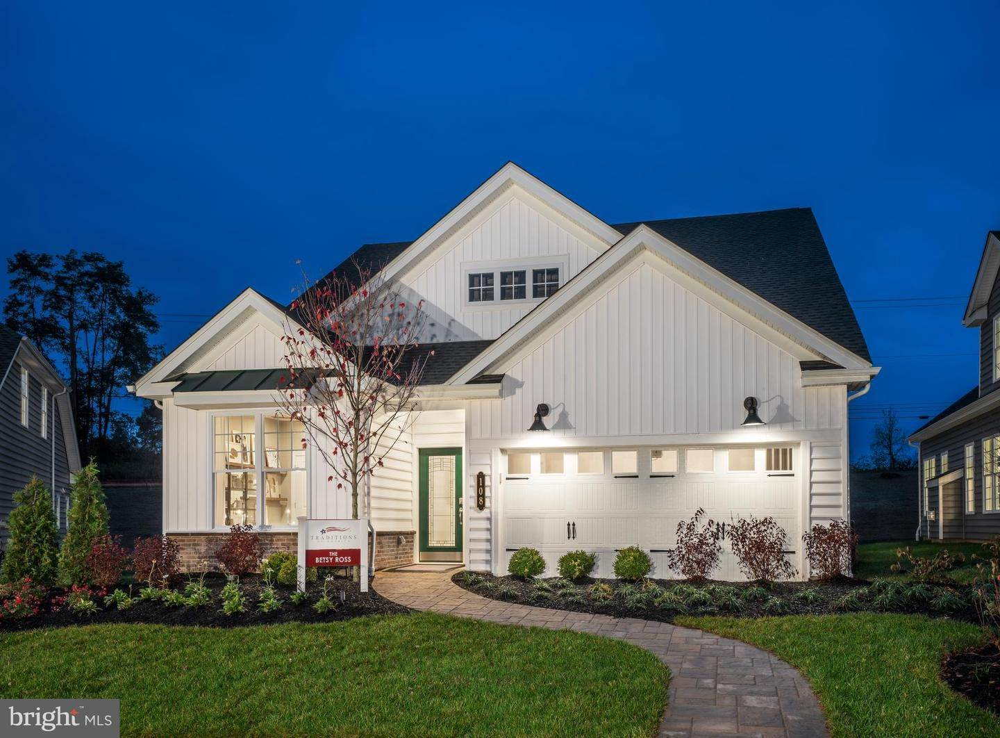 Residential for Sale at 818 FOUNDERS WAY #BETSY ROSS MODEL East Petersburg, Pennsylvania 17520 United States