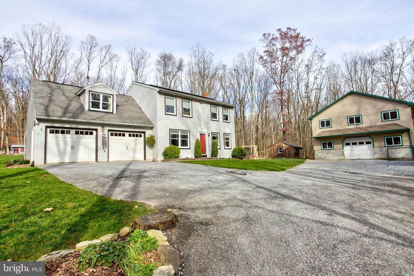 Residencial por un Venta en 563 MEETINGHOUSE Road Gap, Pennsylvania 17527 Estados Unidos