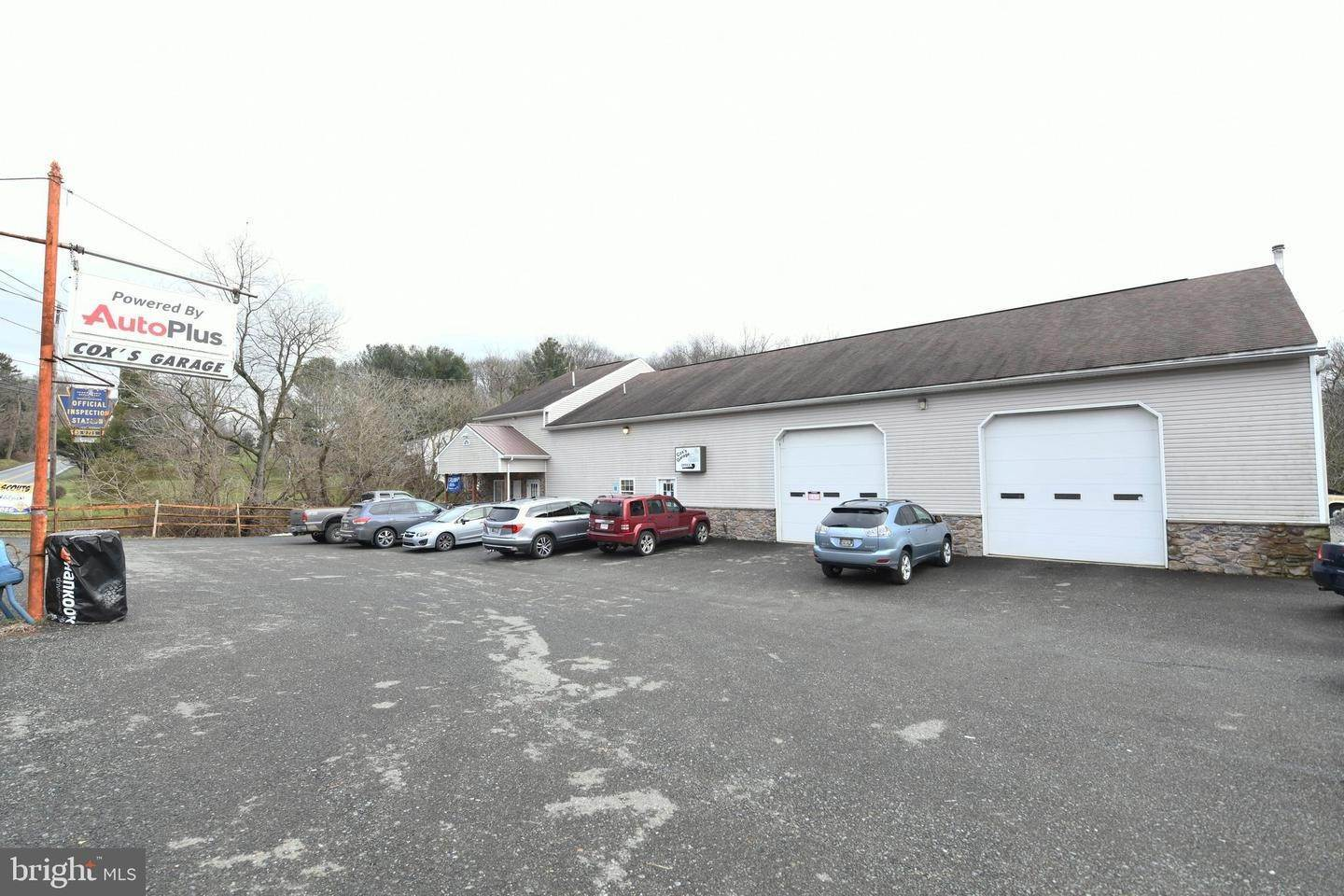 Commercial for Sale at 383 NOTTINGHAM Road Quarryville, Pennsylvania 17566 United States