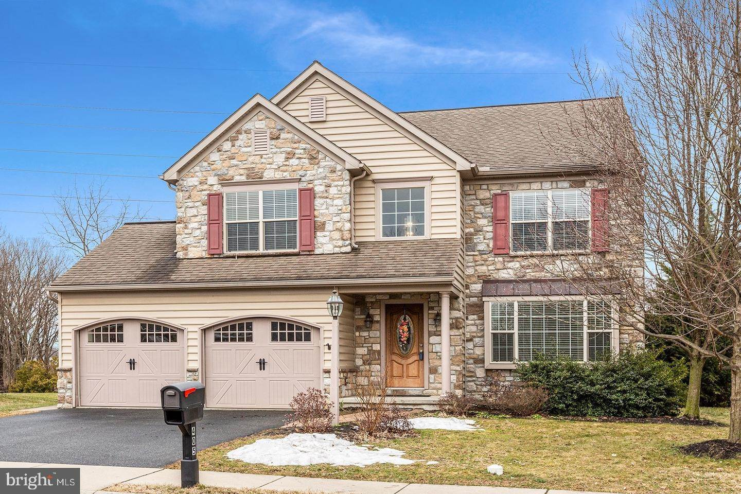 Residential for Sale at 405 BARBARA Street Landisville, Pennsylvania 17538 United States