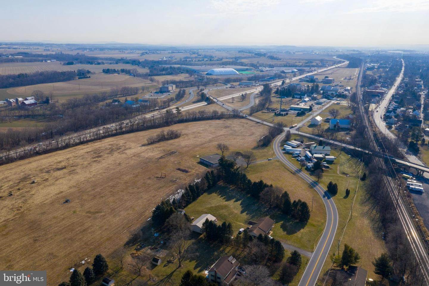 Land for Sale at SPOOKY NOOK Road Manheim, Pennsylvania 17545 United States