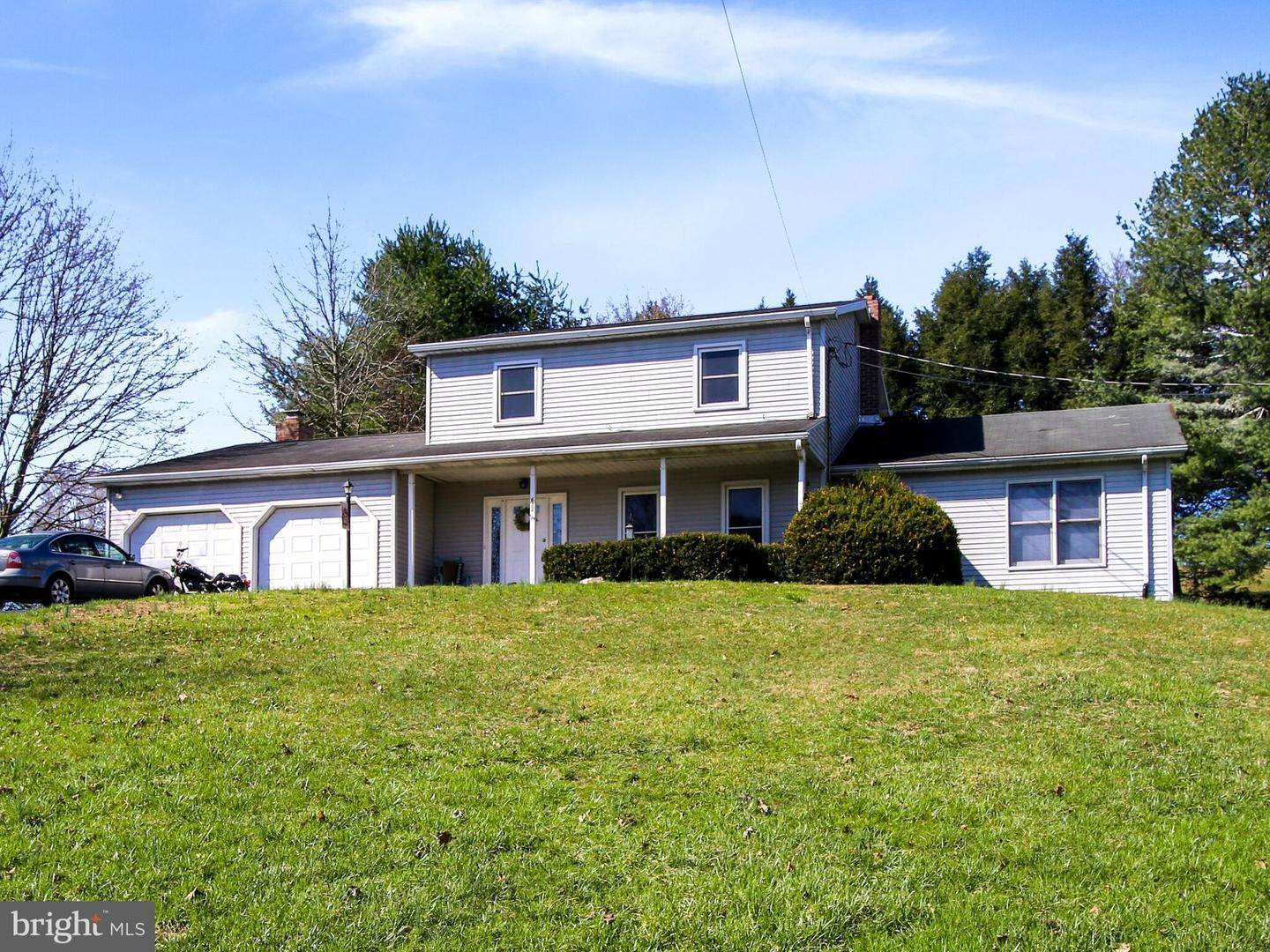 Residencial por un Venta en 632 HOPKINS MILL Road Quarryville, Pennsylvania 17566 Estados Unidos