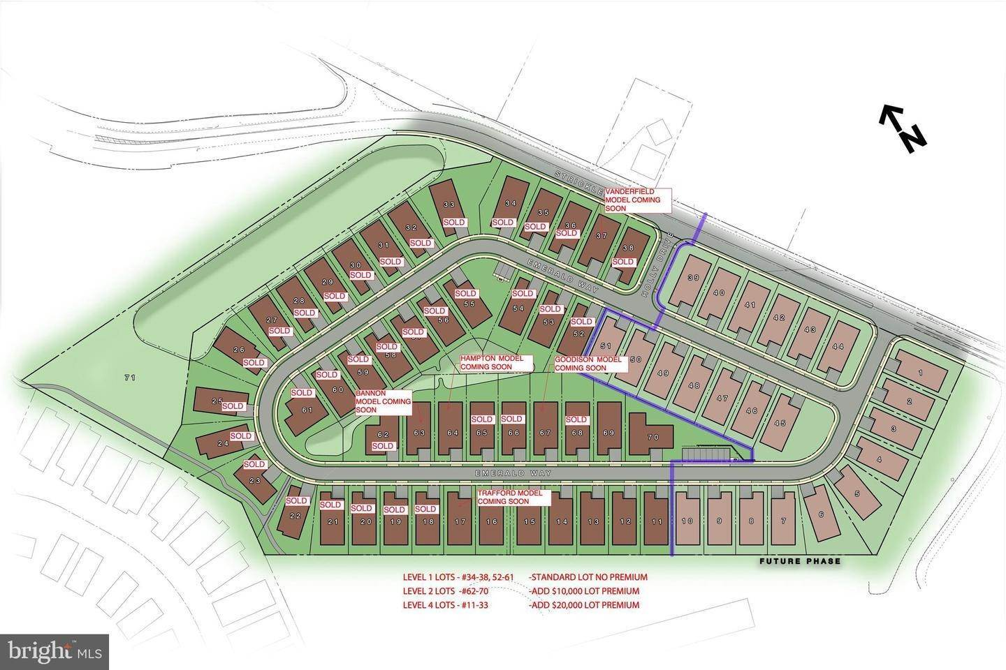 6. Residential for Sale at 1862 EMERALD WAY (LOT 16) Mount Joy, Pennsylvania 17552 United States