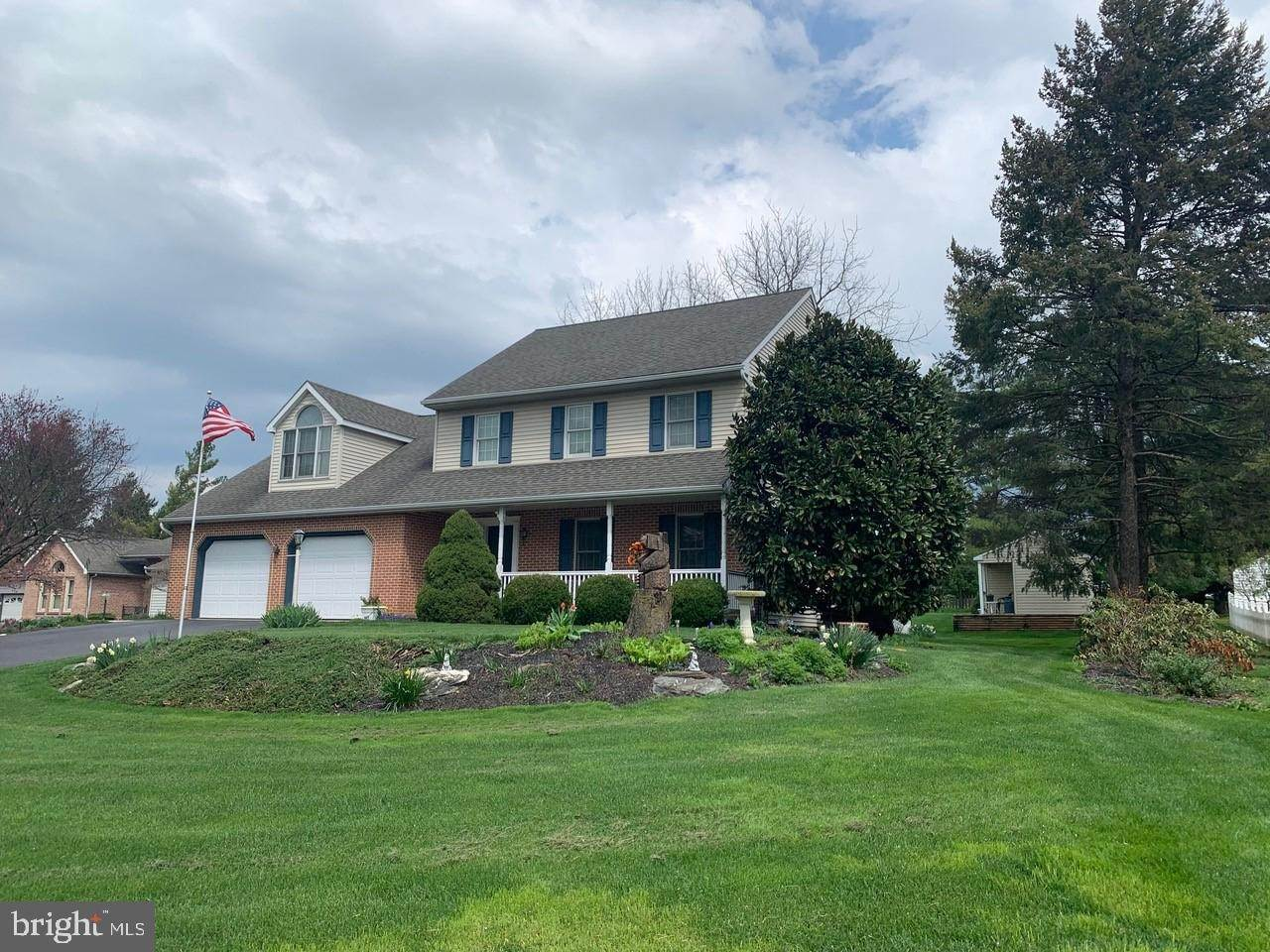 Residential for Sale at 49 GLENBROOK Road Leola, Pennsylvania 17540 United States