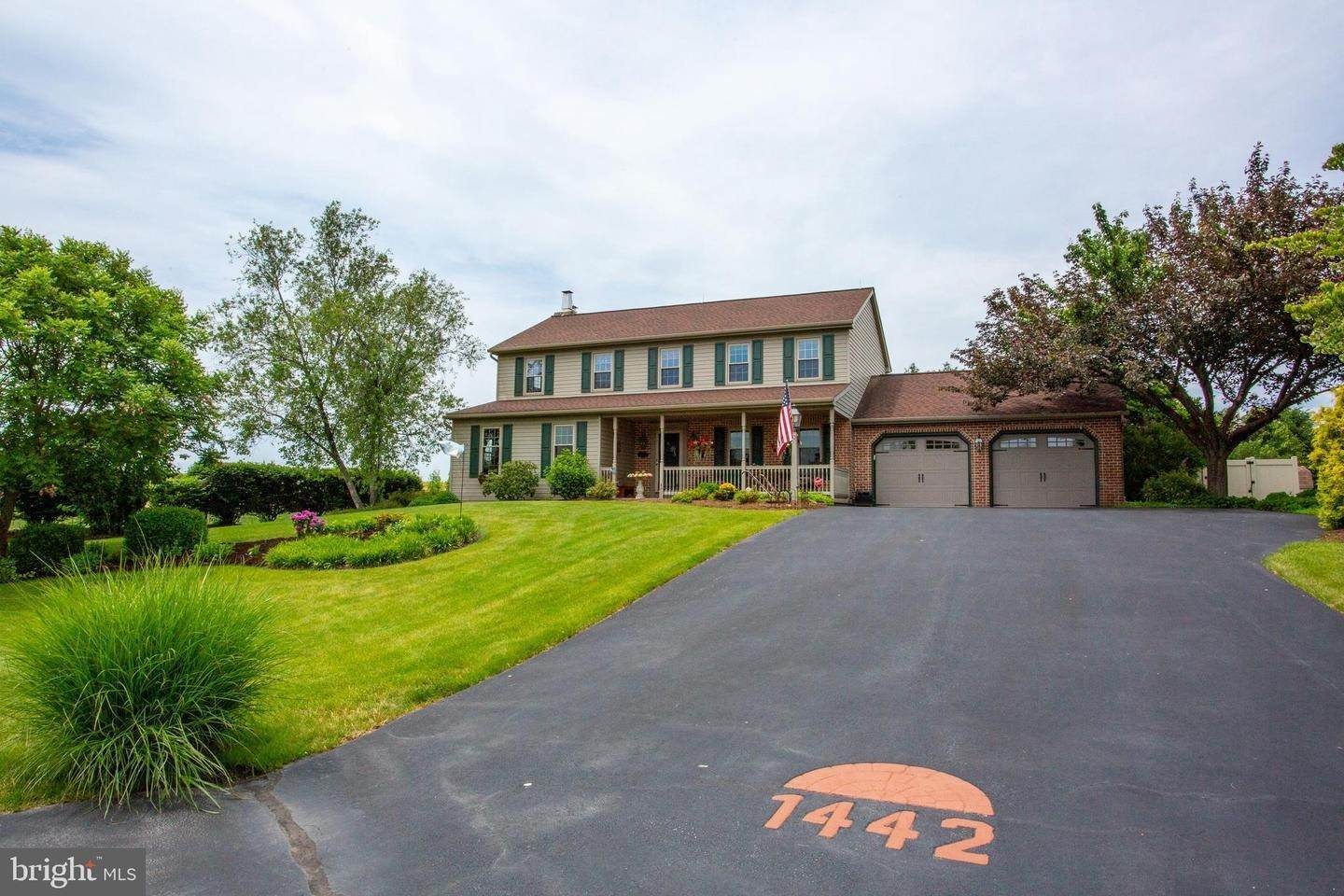 Residential for Sale at 1442 HAY FIELD Drive East Earl, Pennsylvania 17519 United States