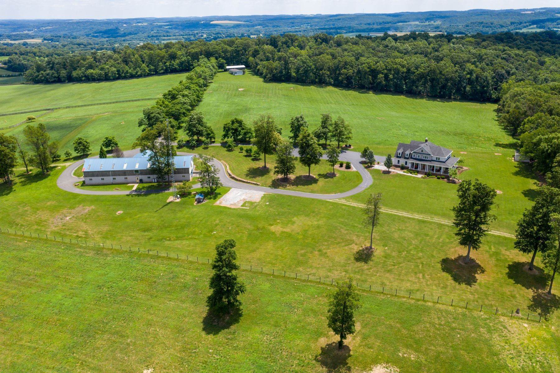 Farm and Ranch Properties for Sale at 5470 Mount Pisgah Road York, Pennsylvania 17406 United States