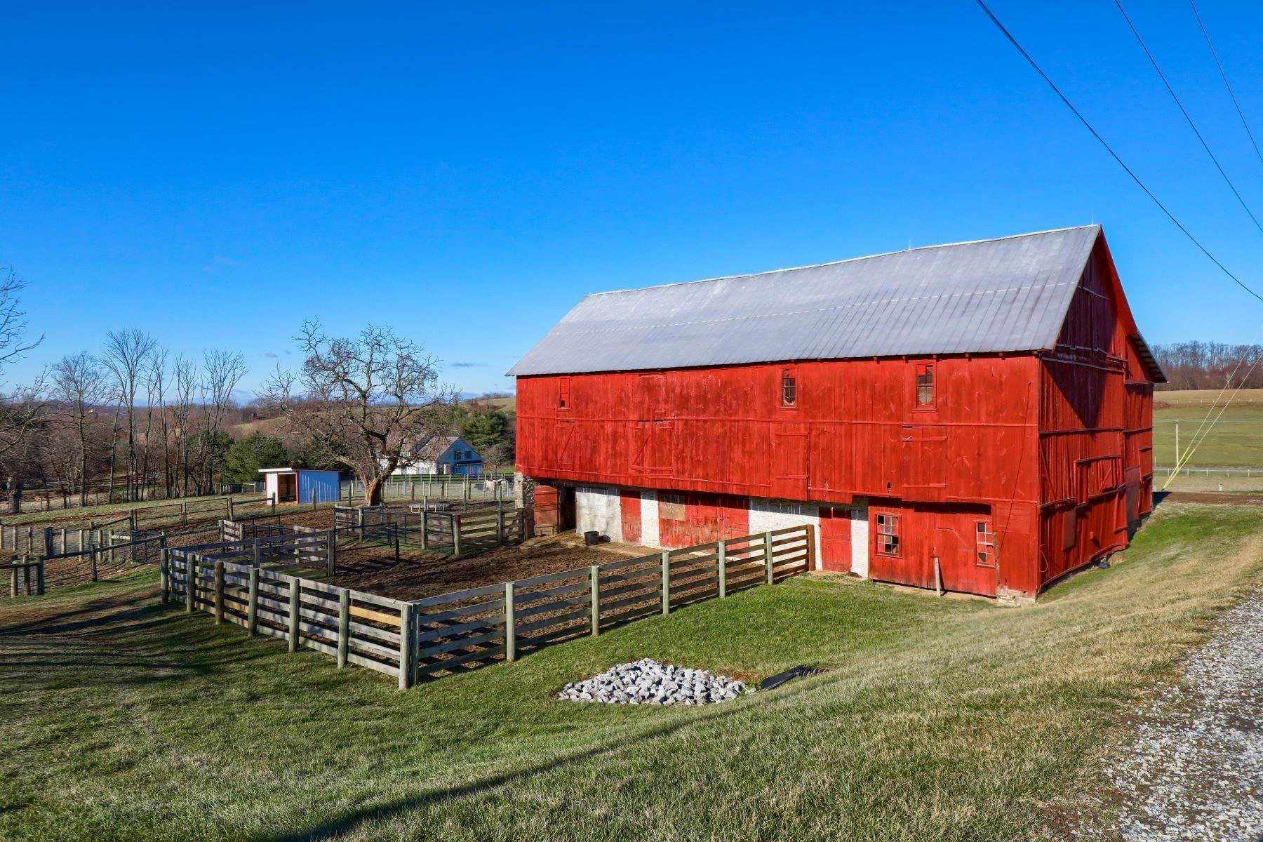 5. Farm and Ranch Properties for Sale at 4400 Irish Creek Road Bernville, Pennsylvania 19506 United States