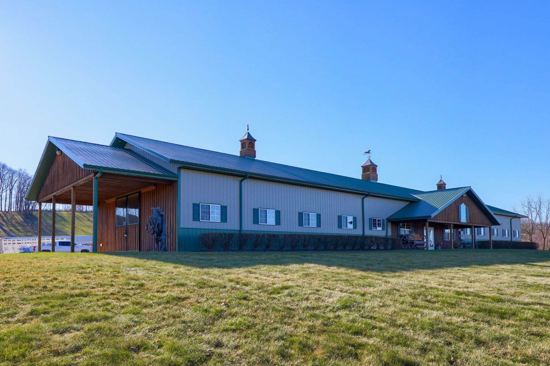 2. Farm and Ranch Properties for Sale at 4400 Irish Creek Road Bernville, Pennsylvania 19506 United States