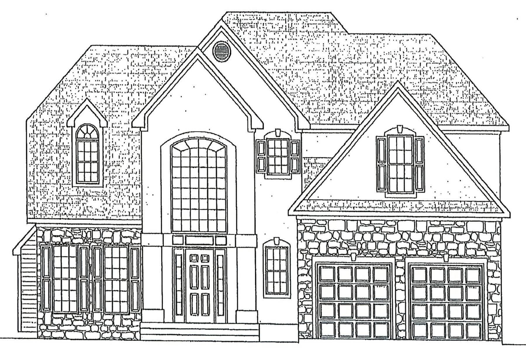 Single Family Homes for Sale at Teton Model Amber Drive Lititz, Pennsylvania 17543 United States