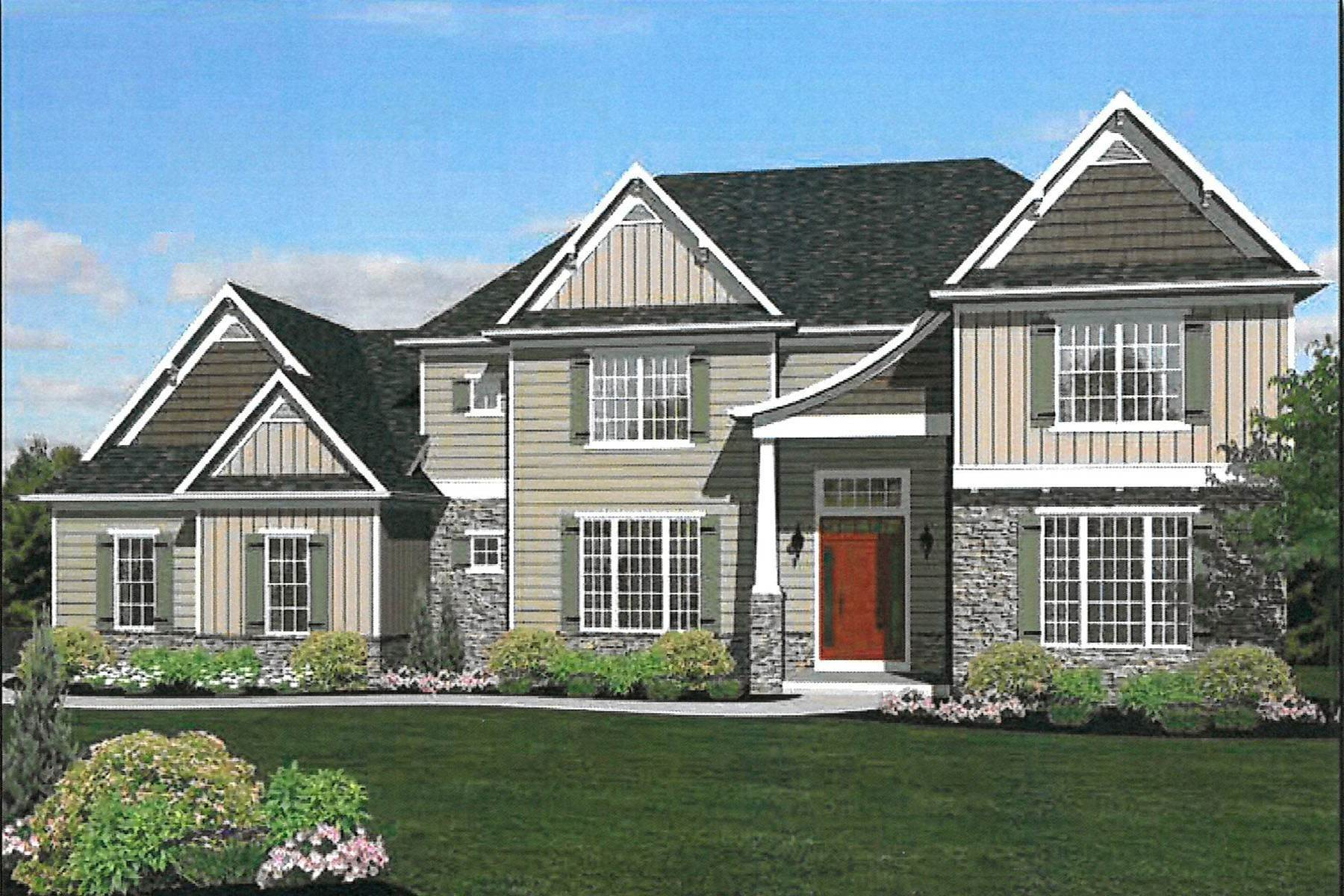 Single Family Homes for Sale at Weston Model Amber Drive Lititz, Pennsylvania 17543 United States