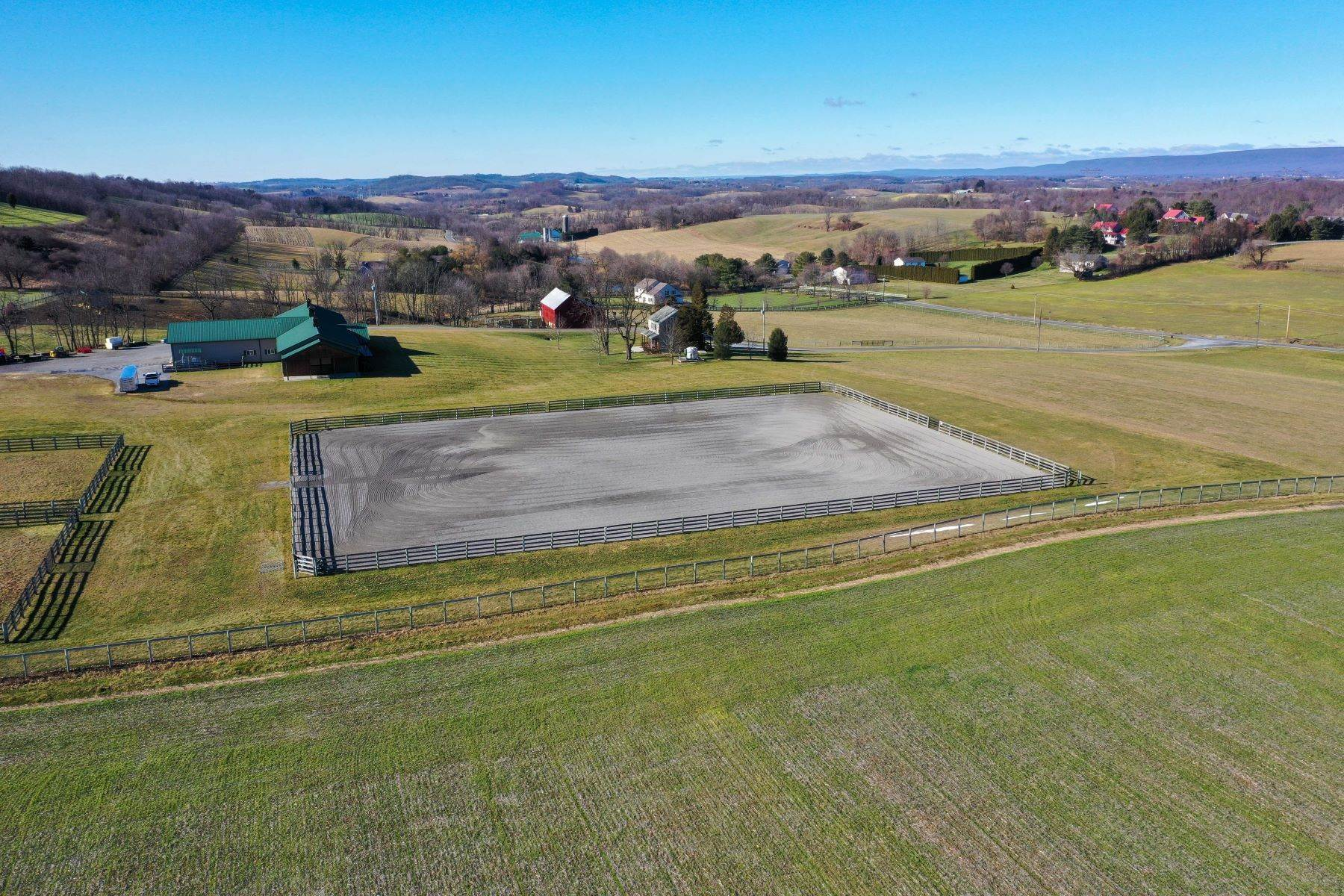 26. Farm and Ranch Properties for Sale at 4400 Irish Creek Road Bernville, Pennsylvania 19506 United States