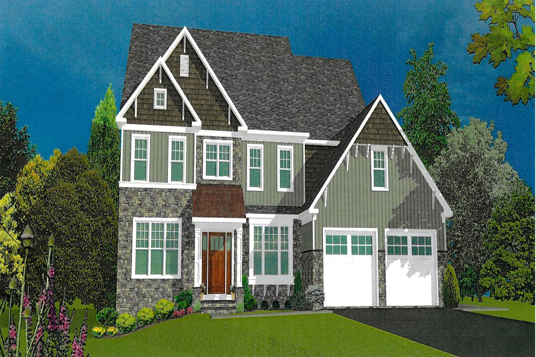 Single Family Homes for Sale at Westfield Model Amber Drive Lititz, Pennsylvania 17543 United States