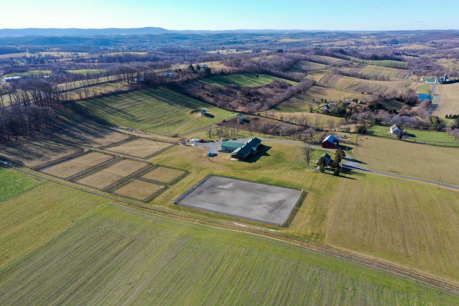 Farm and Ranch Properties for Sale at 4400 Irish Creek Road Bernville, Pennsylvania 19506 United States