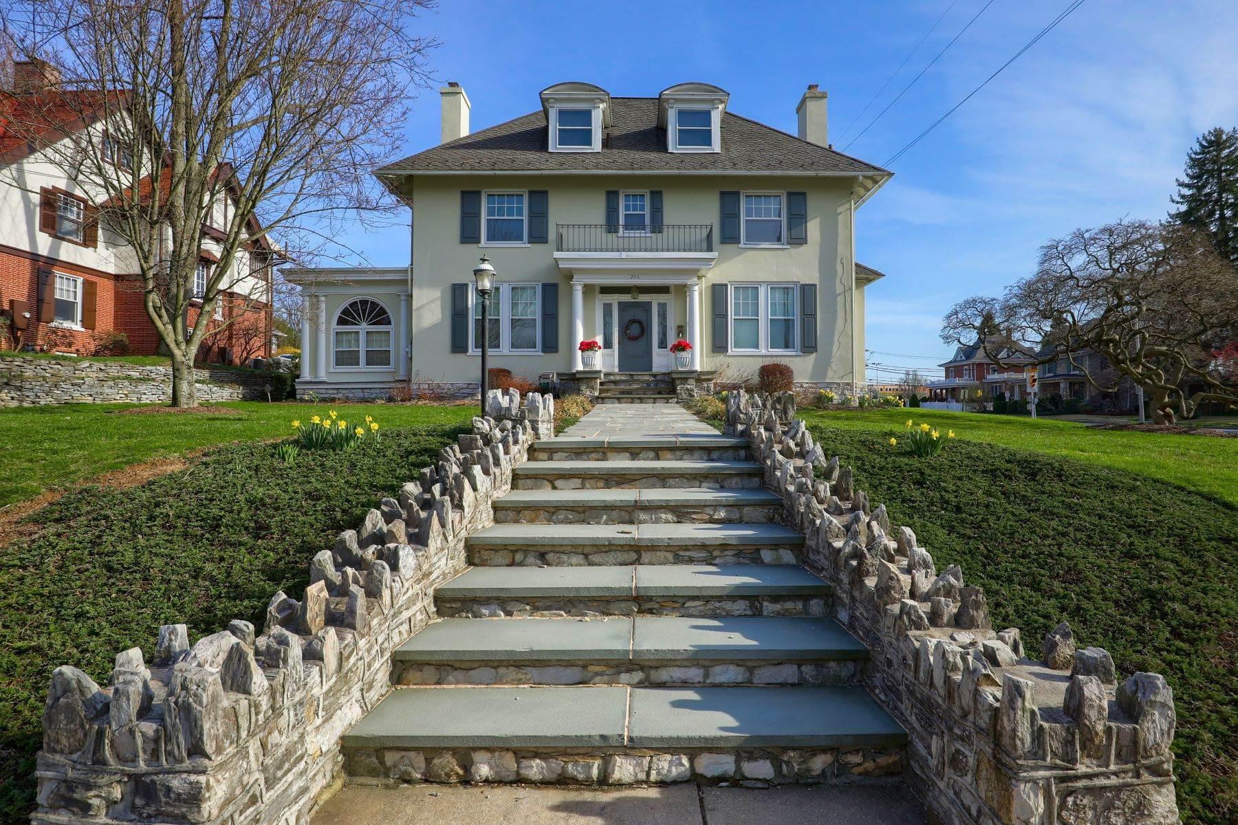 43. Single Family Homes for Sale at 206 E Granada Ave Hershey, Pennsylvania 17033 United States