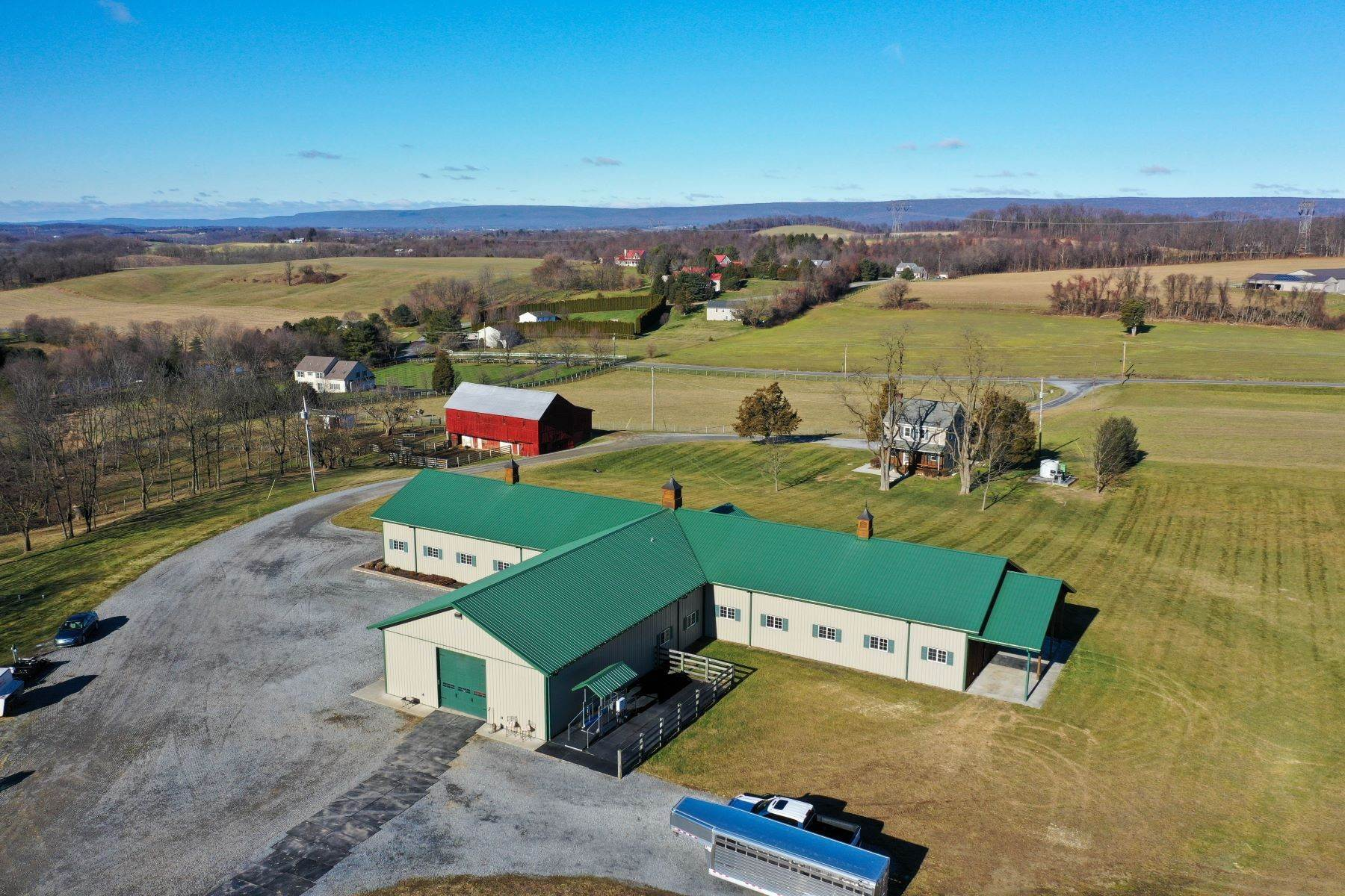7. Farm and Ranch Properties for Sale at 4400 Irish Creek Road Bernville, Pennsylvania 19506 United States