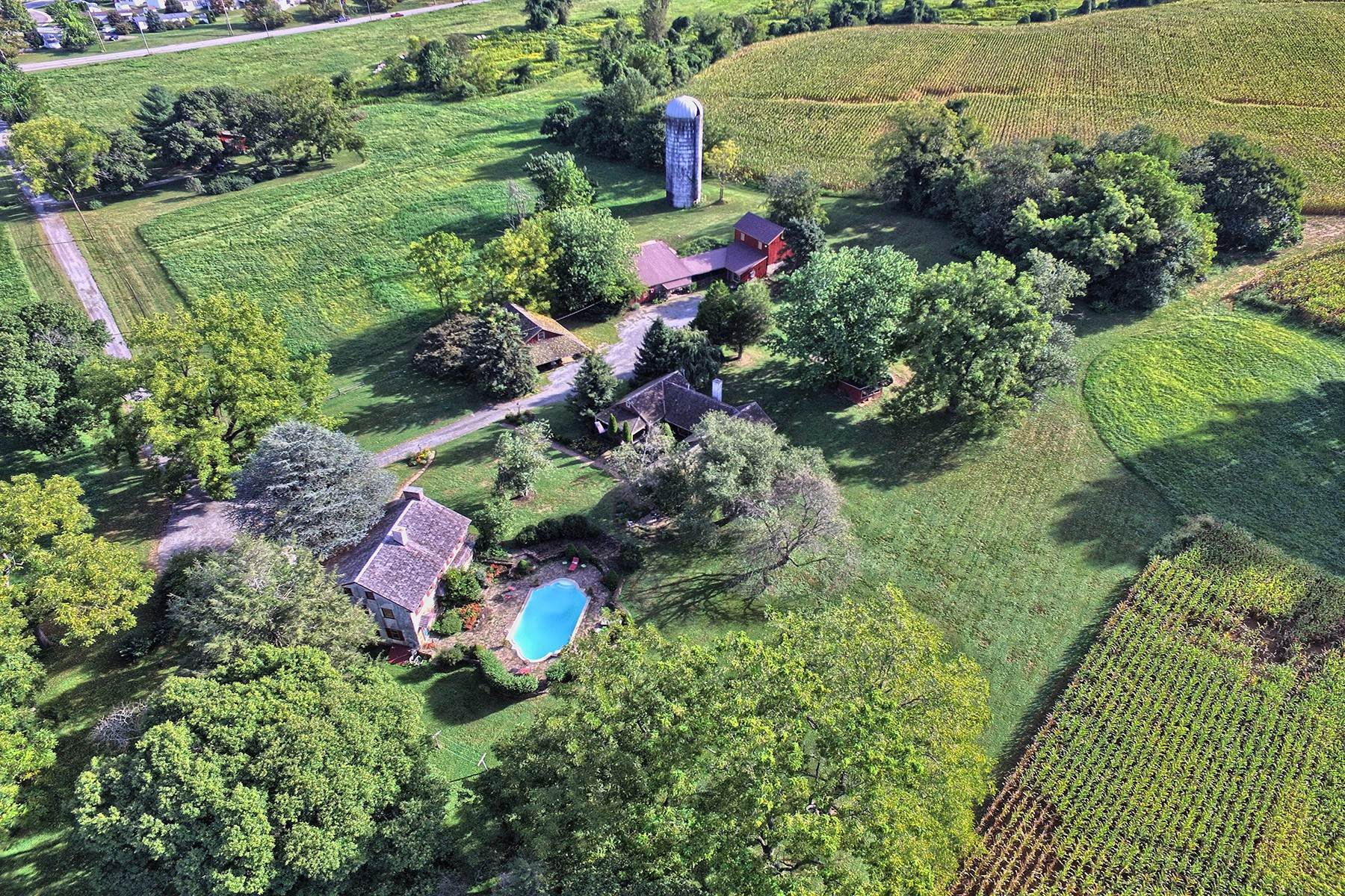 6. Farm and Ranch Properties for Sale at 378 Hoods Lane West Grove, Pennsylvania 19390 United States