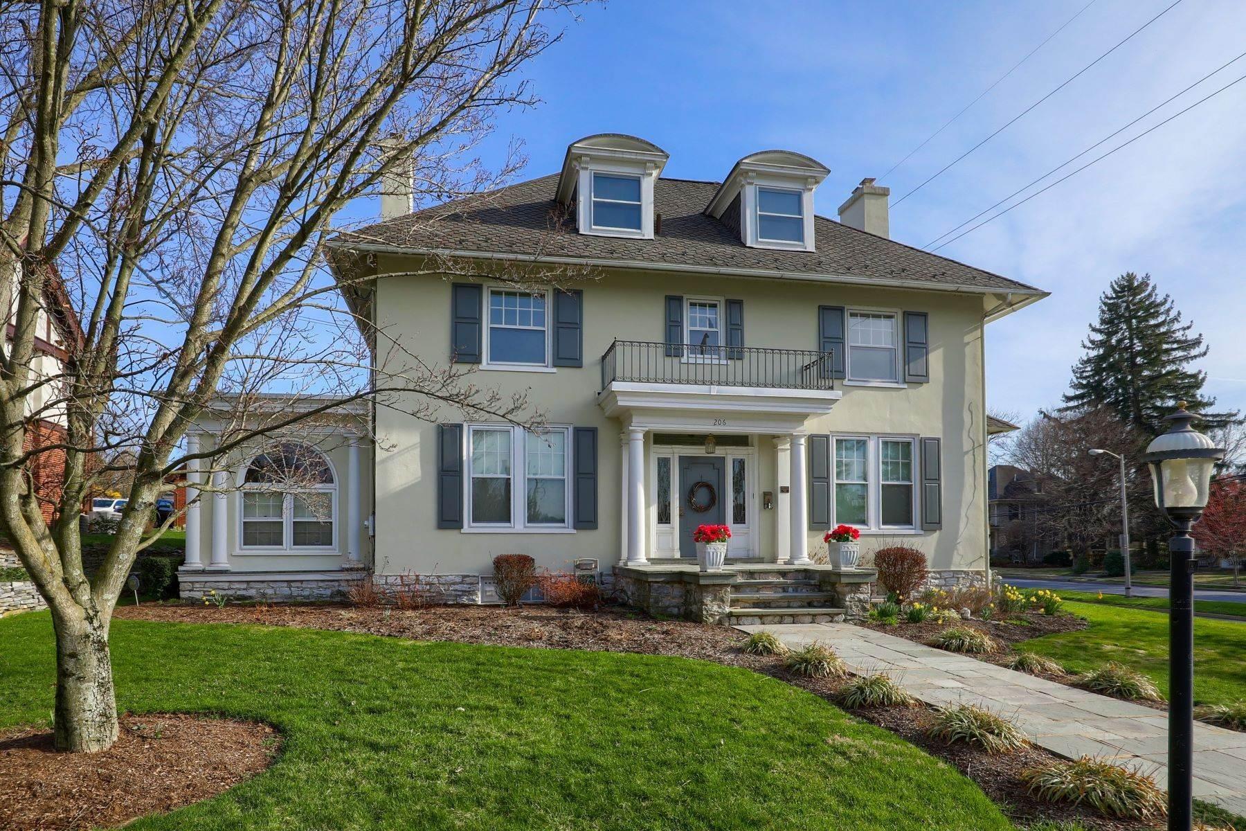 44. Single Family Homes for Sale at 206 E Granada Ave Hershey, Pennsylvania 17033 United States