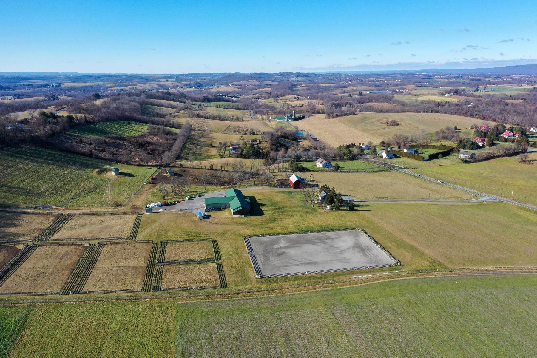 25. Farm and Ranch Properties for Sale at 4400 Irish Creek Road Bernville, Pennsylvania 19506 United States