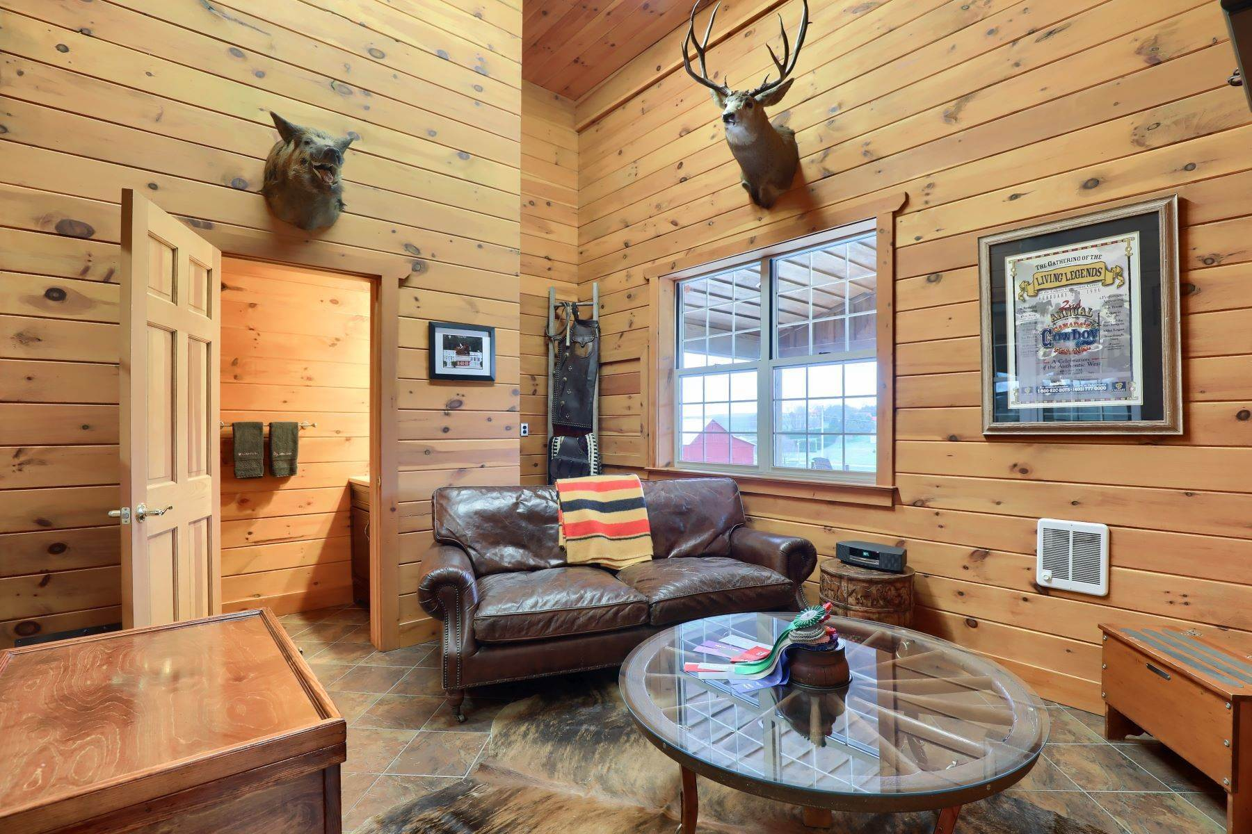 11. Farm and Ranch Properties for Sale at 4400 Irish Creek Road Bernville, Pennsylvania 19506 United States