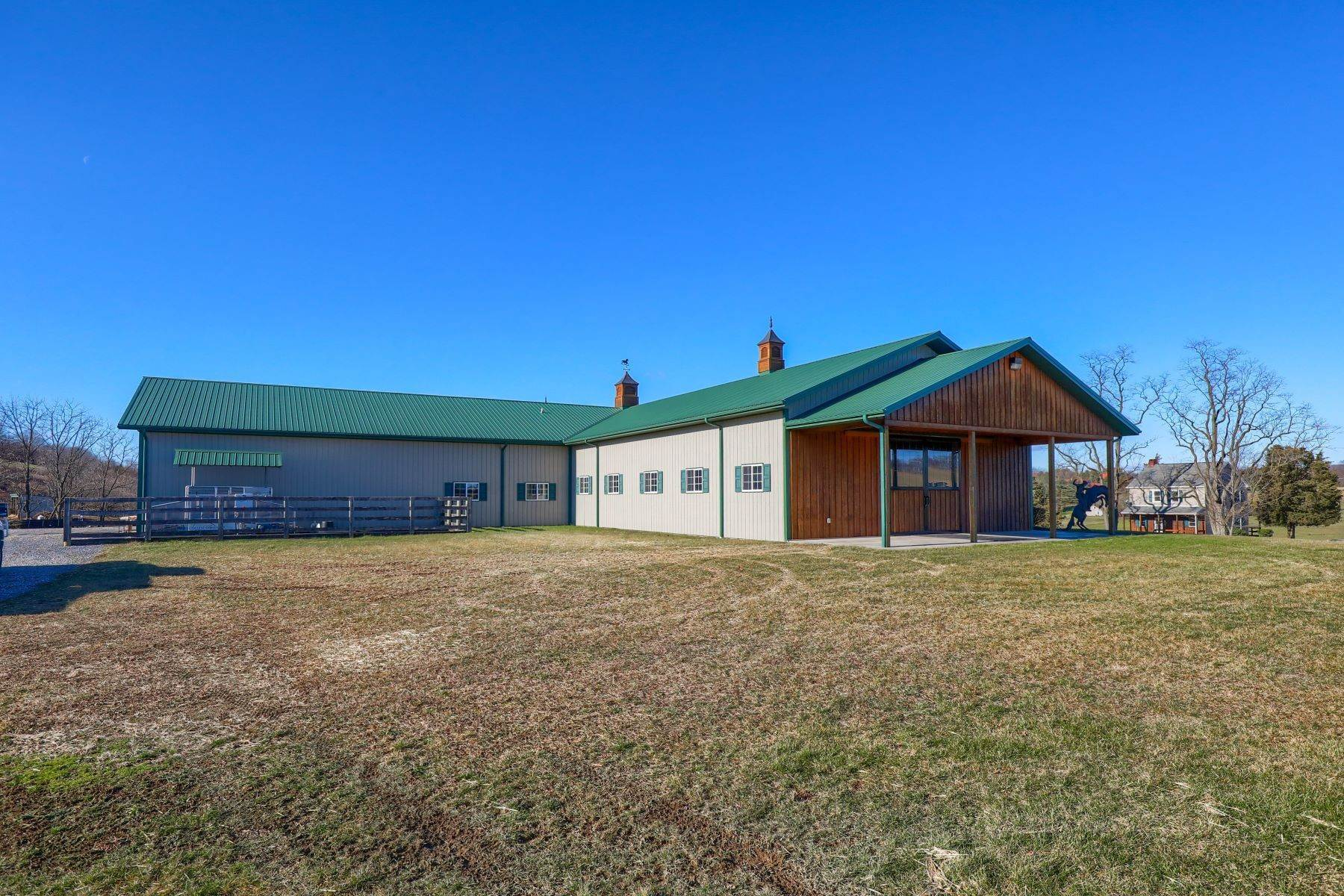 15. Farm and Ranch Properties for Sale at 4400 Irish Creek Road Bernville, Pennsylvania 19506 United States